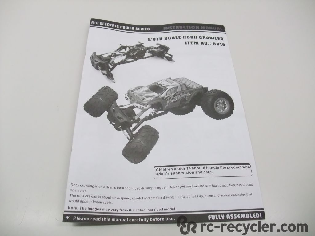 konig mini rex 4000 manual