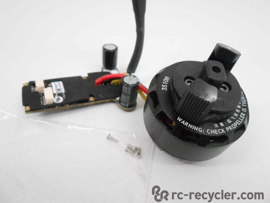 Dji inspire 1 v2 0 ccw brushless motor esc 1345t quick for Dji motors and esc