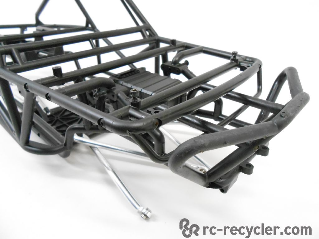 Axial wraith fastback chassis aluminum links tuber 1 10 for Chassis aluminium