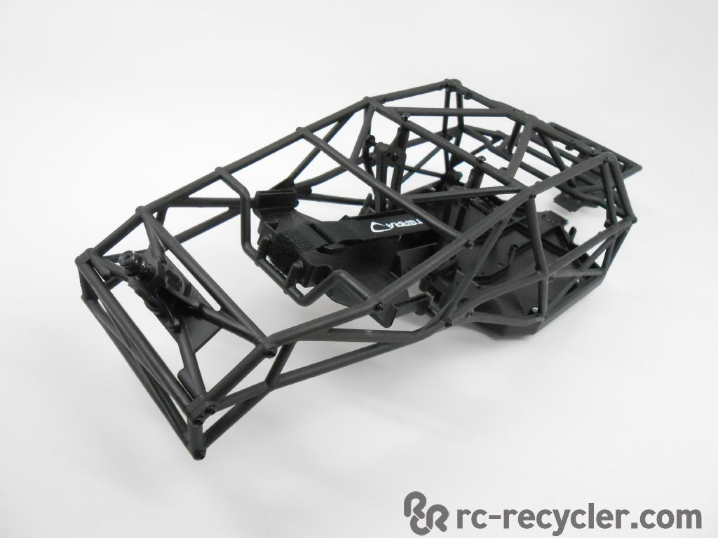 Vaterra Twin Hammers Roll Cage Chassis Tray Vtr230000