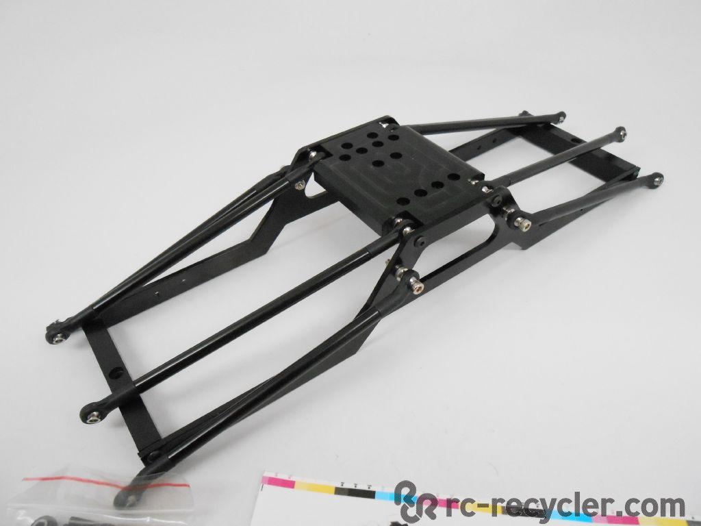rc4wd rockdragon alu k2 series chassis suspension links 1 10 comp rock crawler ebay. Black Bedroom Furniture Sets. Home Design Ideas