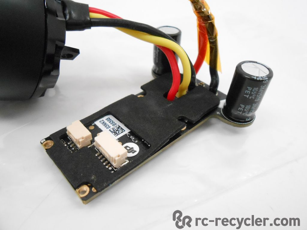 Dji inspire 1 cw brushless motor esc 1345s quick release for Dji motors and esc