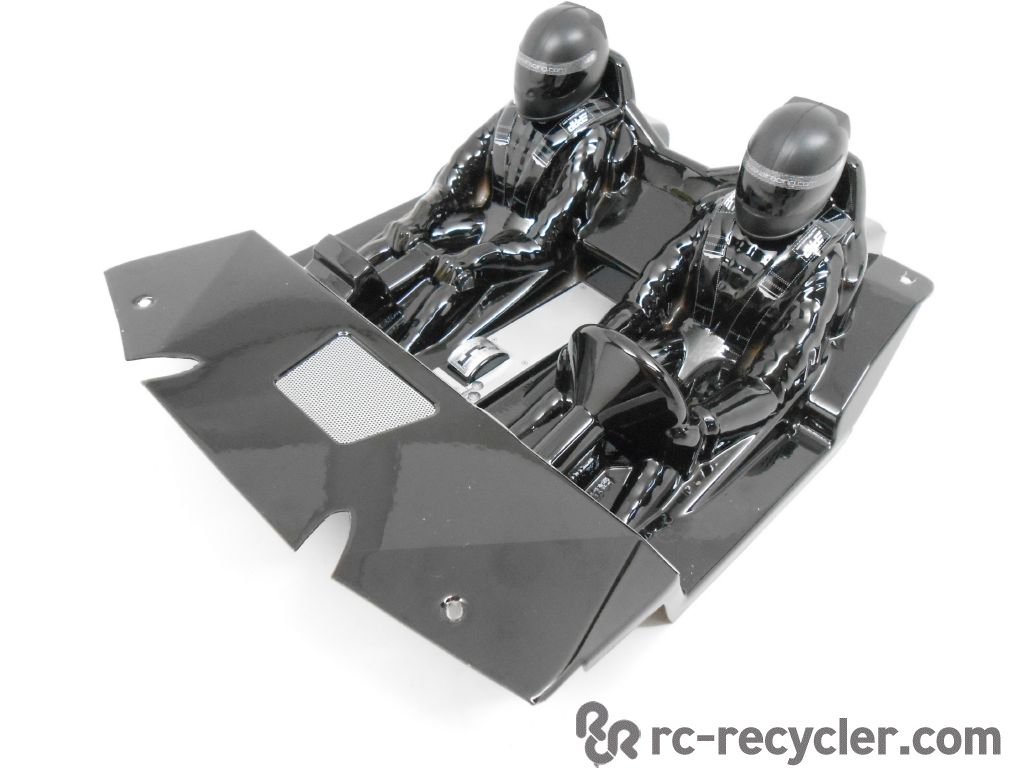 Rock Crawler Helmets : Axial rr bomber detailed scale interior helmets