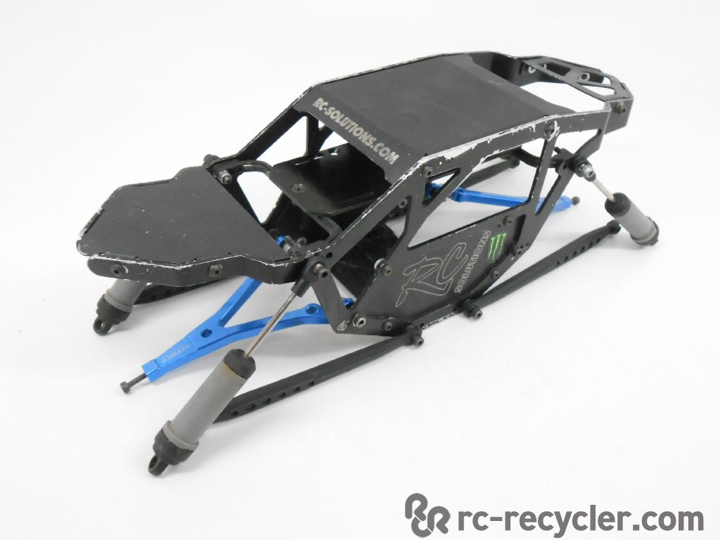 how to build a rock crawler chassis
