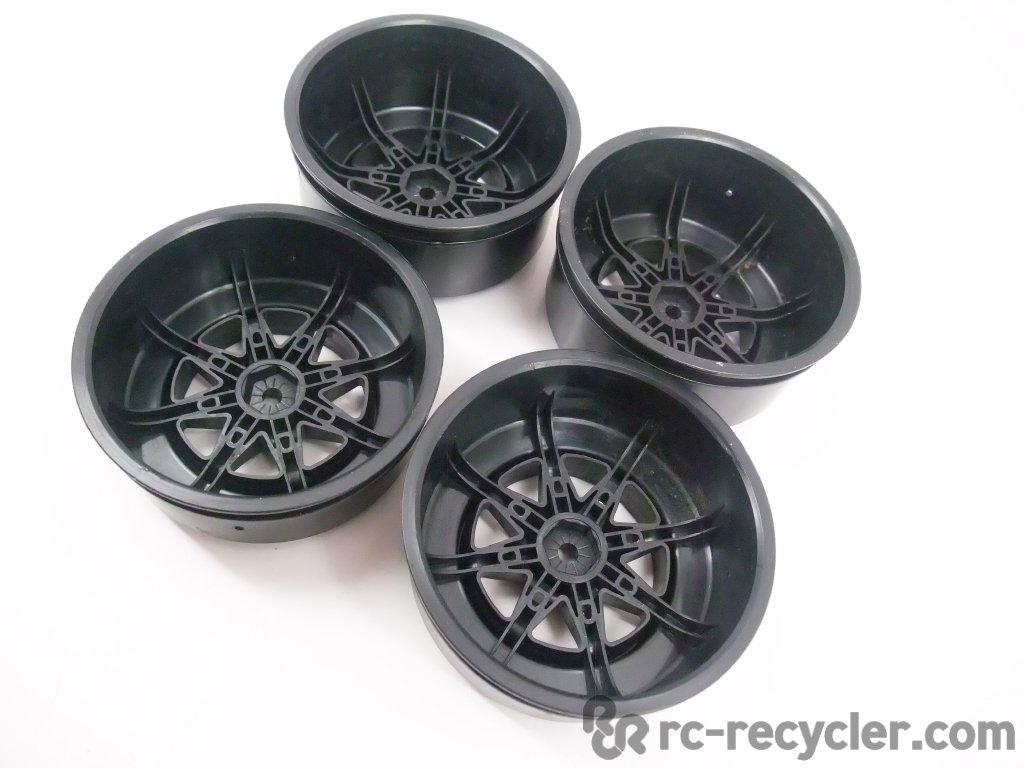 Axial Exo Tire : Axial exo terra buggy raceline renegade wheel set