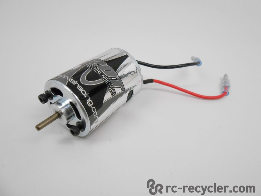 Axial 20t Brushed 20 Turn Motor Ax24003 Wraith Scx10 1 10