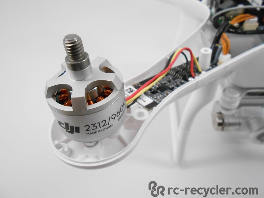 Genuine Dji Brushless Ccw Motor 2312 960kv Phantom 2