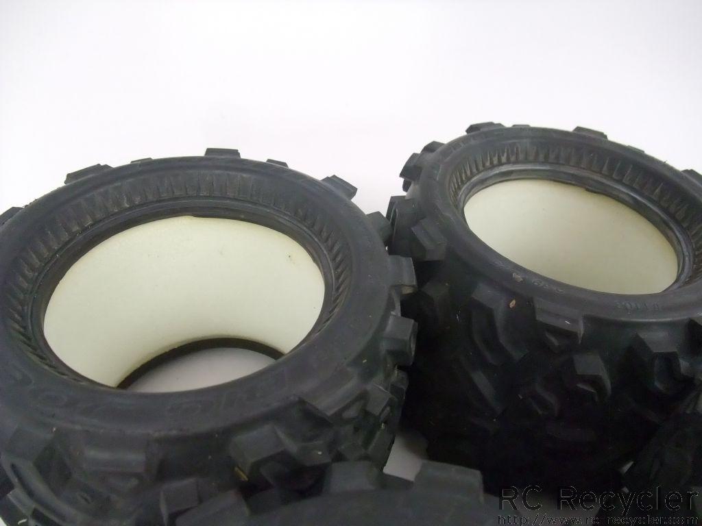 Pro Line Big Joe 40 Series Monster Truck Tires Super Rock Crawler Clod Buster